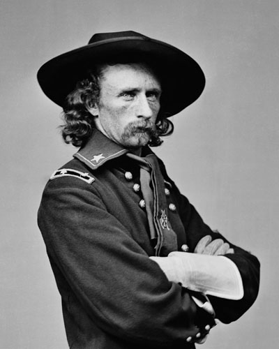 Photo: George A. Custer Letters Feature Graphic
