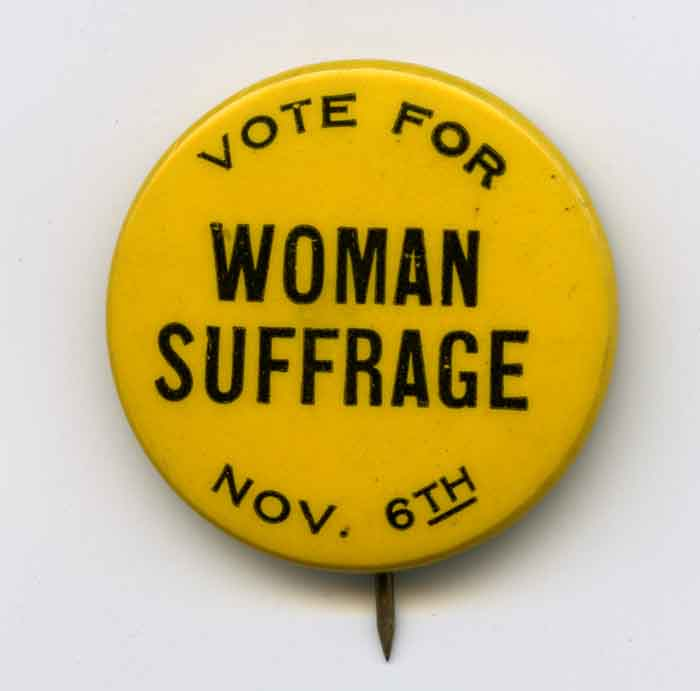 Vote for Woman Suffrage, n.d.