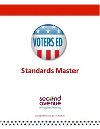 See how Voters Ed™ stacks up against the Social Studies state standards. Teaser Graphic