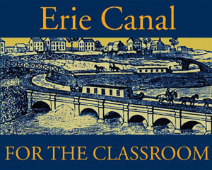 Photo: Erie Canal for the Classroom Feature Graphic