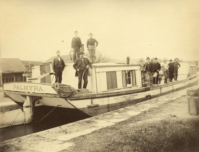 The Story of the Erie Canal Teaser Graphic